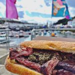 Steak Sandwich - Porthleven Food Festival