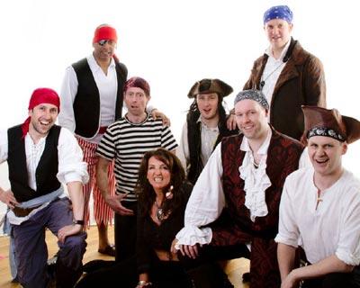 The Motown Pirates