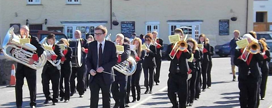 Porthleven Town band