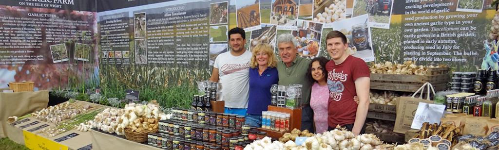 The Garlic Farm Field Kitchen