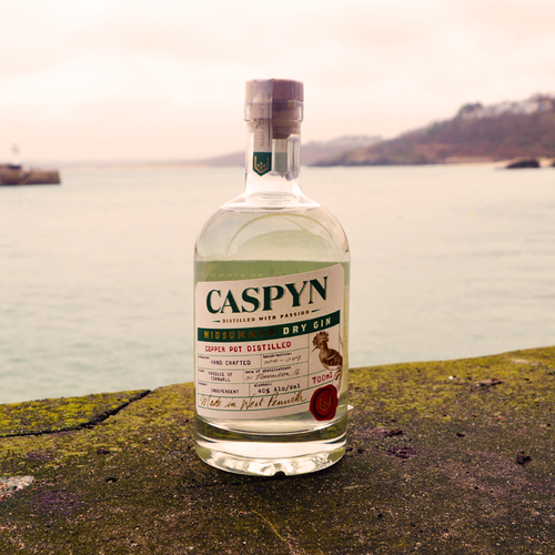 Caspyn Gin – Pocketful Of Stones Distillers