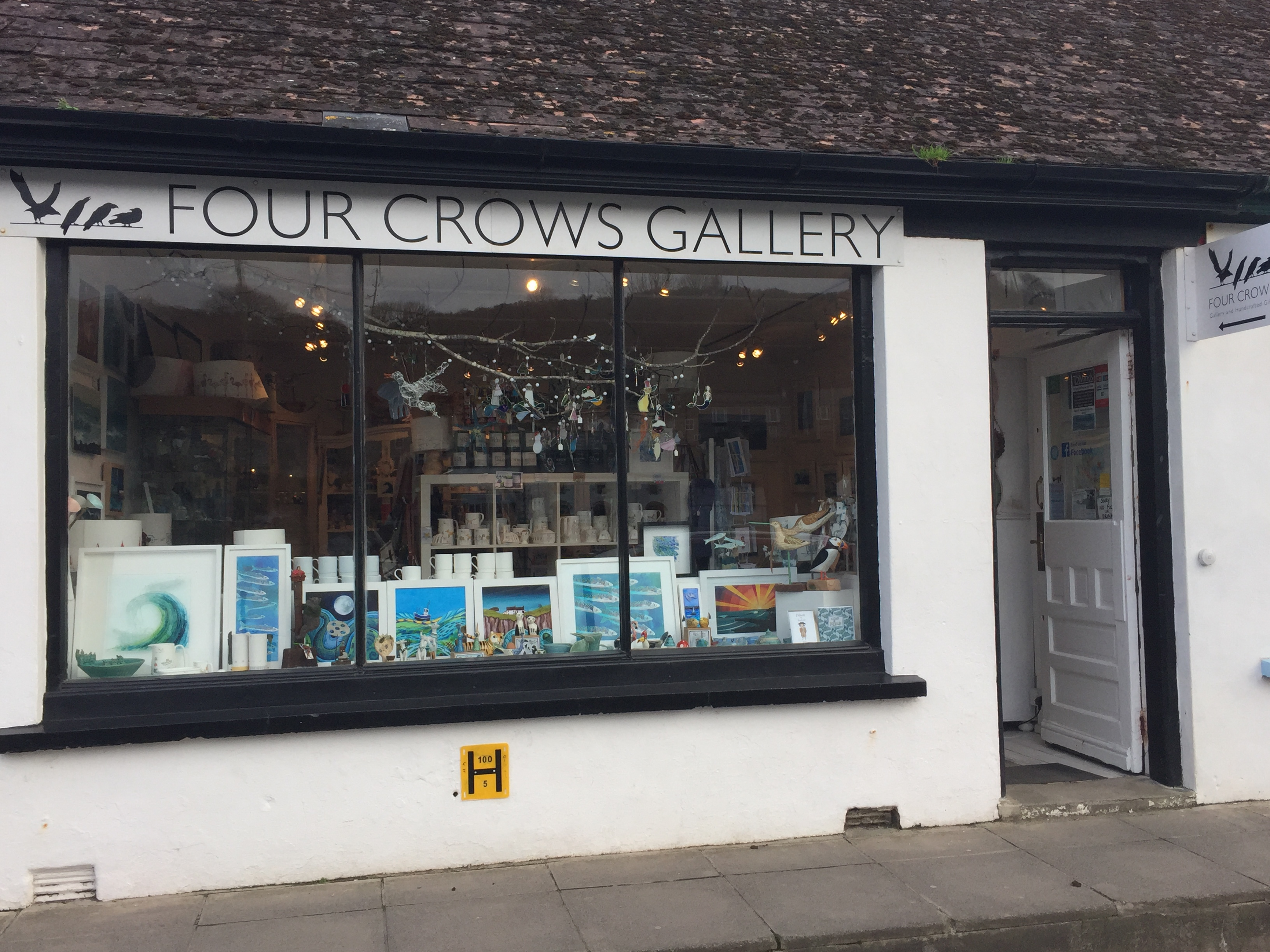 The Four Crows Gallery