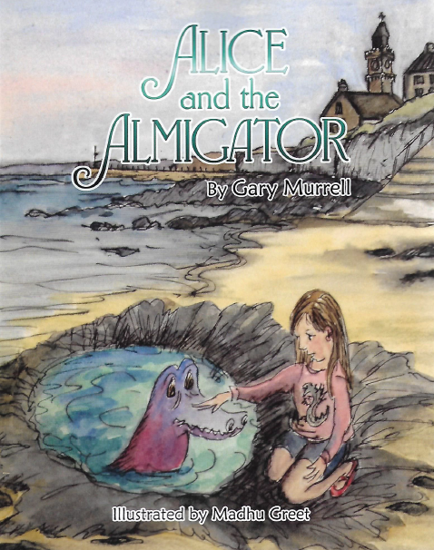 Gary Murrell - Alice and the Almigator