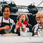 Jude Kereama and Antony Worrall Thompson will appear at the 2020 Porthleven Food Festival