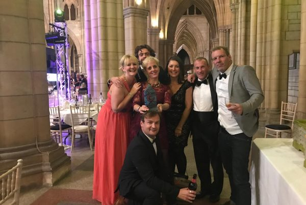 Cornwall Tourism Awards 2018 - Porthleven Food Festival Silver