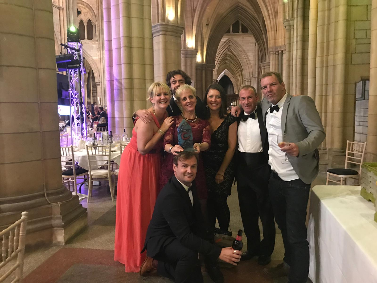 Cornwall Tourism Awards Winners