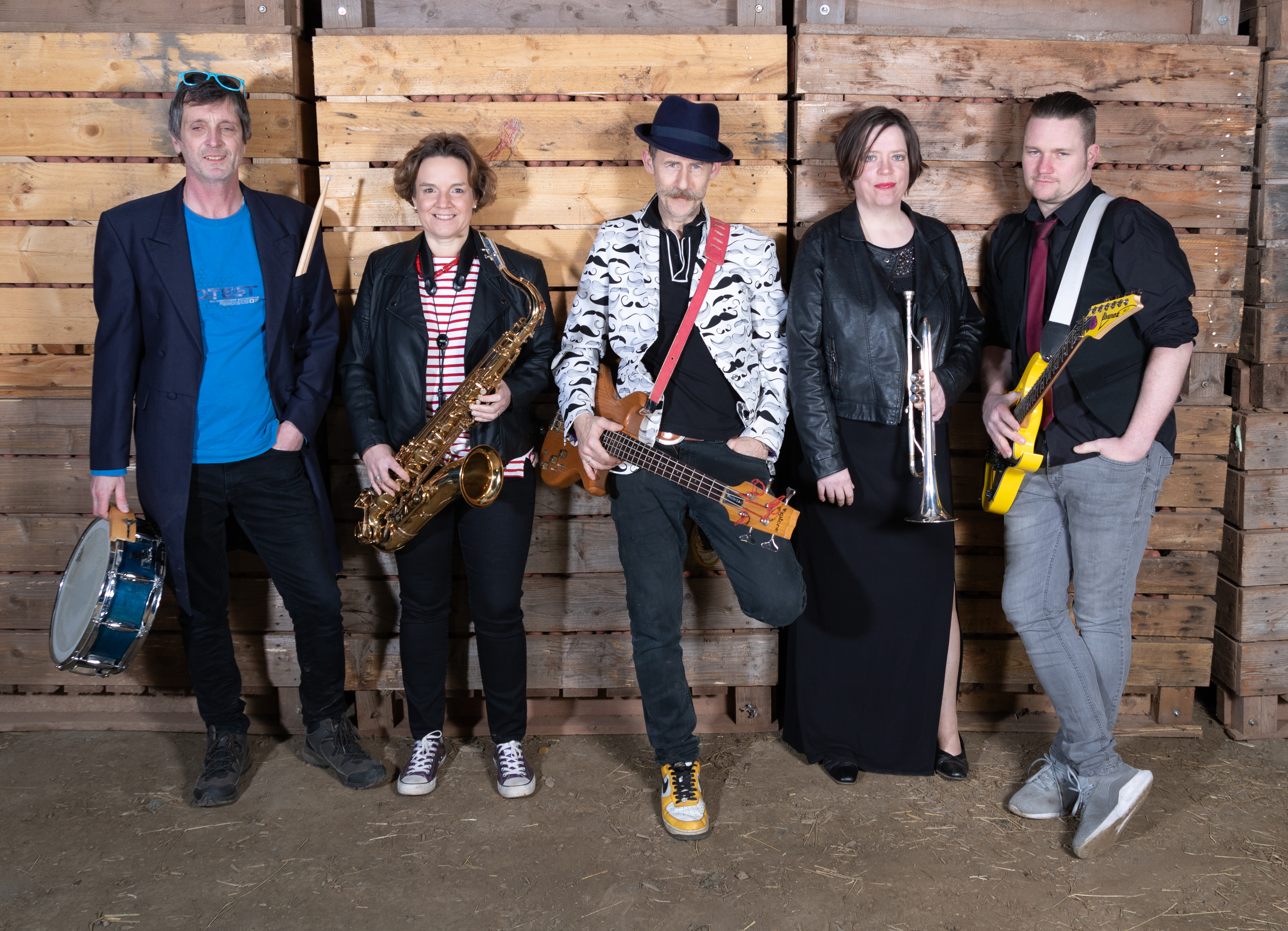 Go Go Skank will play at Porthleven Food Festival