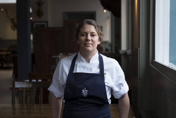 Chef Sally Abe will cook at Porthleven Food Festival 2019