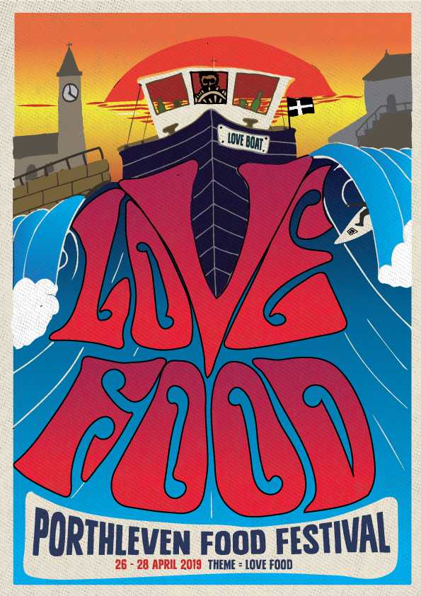2019 Festival theme: Love Food
