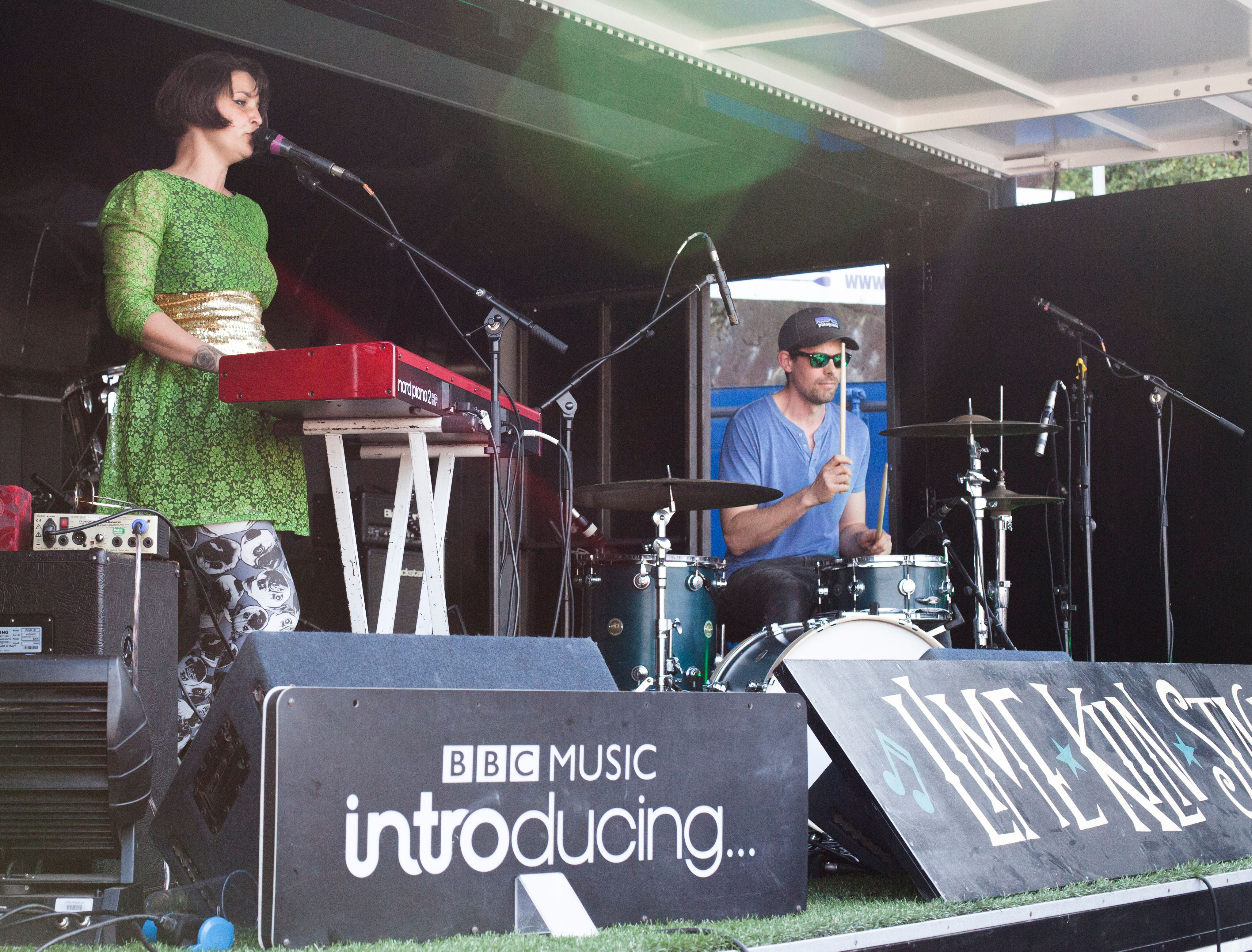Fabulous FREE music on the Lime Kiln Stage