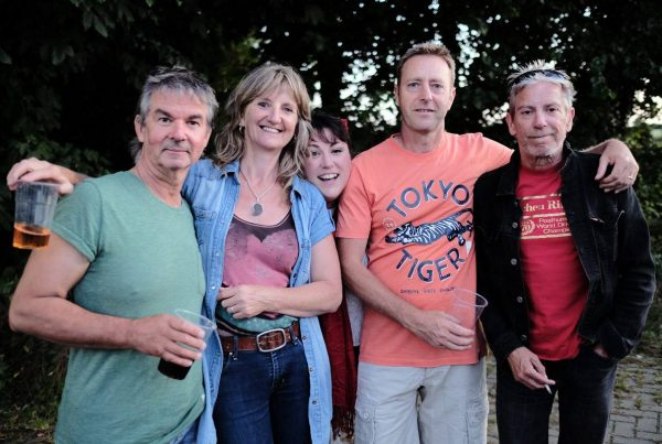 The Tiger Tales will play at Porthleven Food Festival 2019