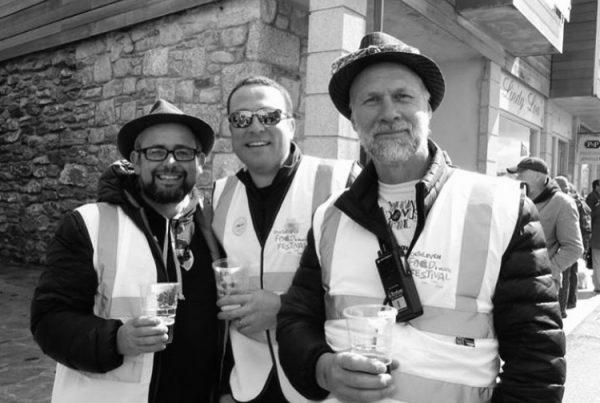Volunteer stewards